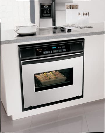 Whirlpool Gbs307pd 30 Inch Built In Single Wall Convection