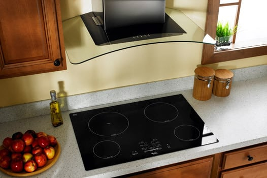kenmore induction cooktop troubleshooting