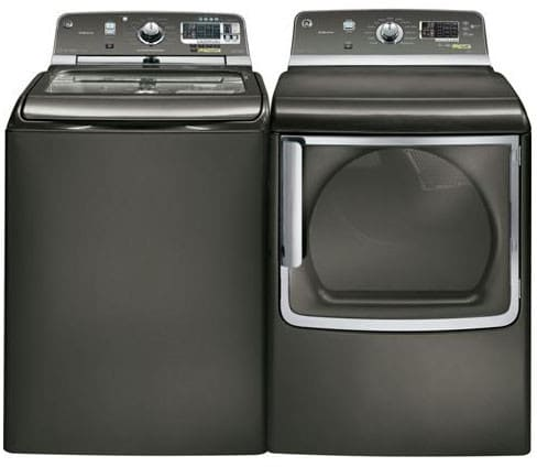 Ge Ghds835edmc 28 Inch Electric Dryer With 7 8 Cu Ft
