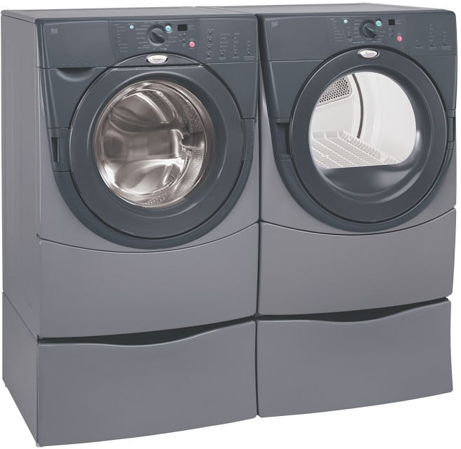 Whirlpool Gew9250pl 27 Inch Duet Electric Dryer With 7 0
