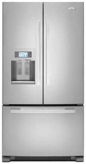 Whirlpool Gi7fvcxwy 27 0 Cu Ft French Door Refrigerator