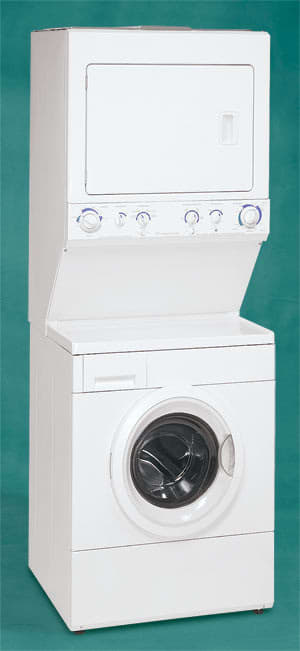 Frigidaire Gleh1642fs 27 Inch Electric Laundry Center With 3 1 Cu