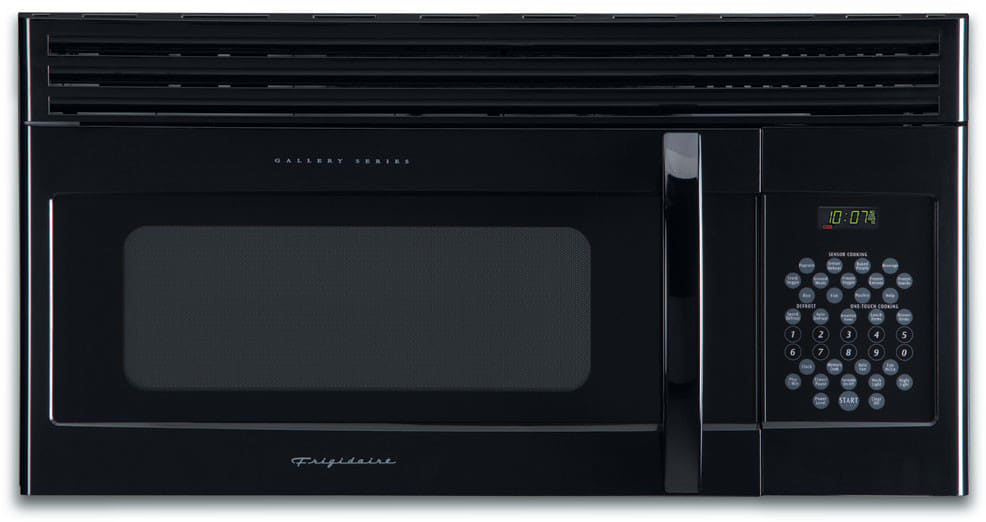 Frigidaire Glmv169gb 1 6 Cu Ft Over The Range Microwave