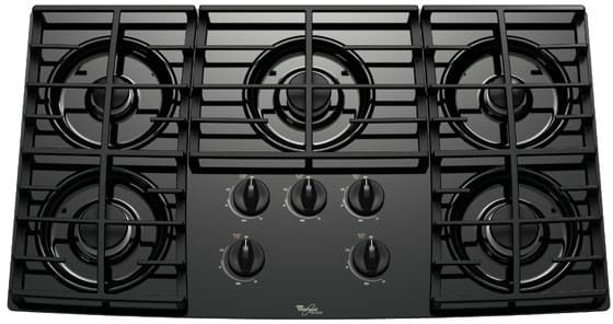 36 Inch Sealed Burner Gas Cooktop