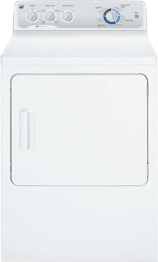 Ge Gtdp490edws 27 Inch 7 0 Cu Ft Electric Dryer With 13