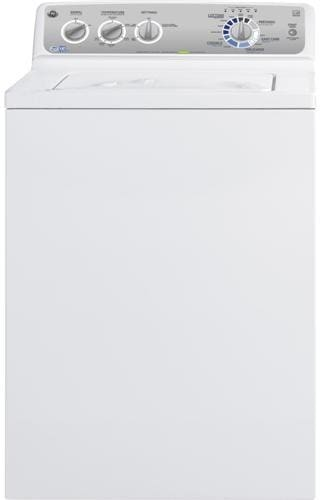 Ge Gtwn4950lws 27 Inch Top Load Washer With 3 6 Cu Ft