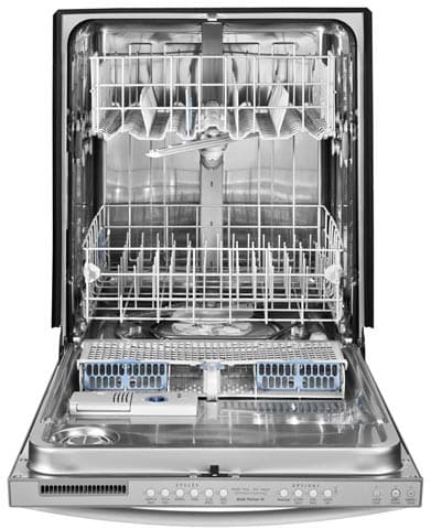 Whirlpool Gu3200xtxy Fully Integrated Dishwasher With