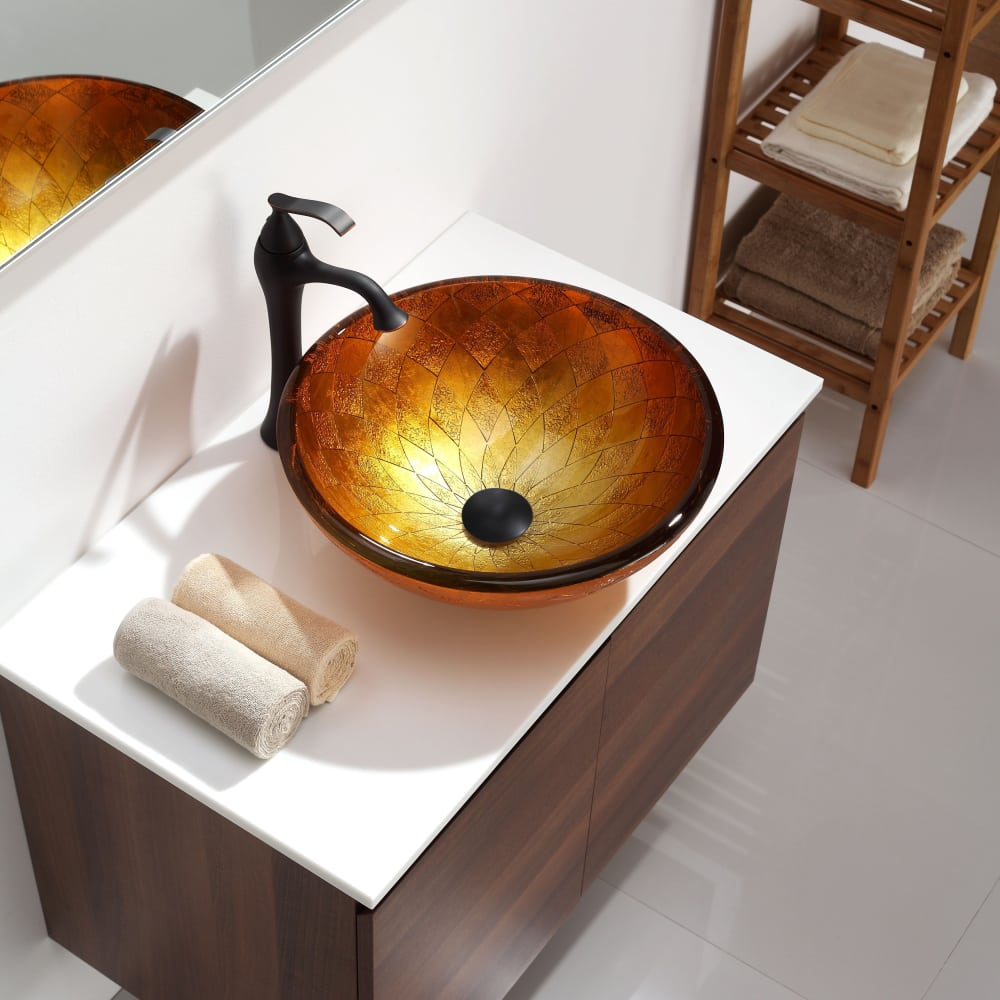 ... Sink Kraus Copper Series GV69119MM   Lifestyle View ...