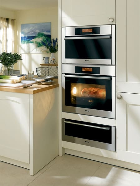 Miele H4782bpss 27 Inch Single Electric Wall Oven With