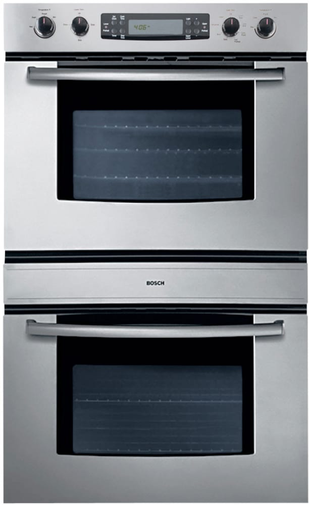 Bosch Hbl5055auc 30 Inch Double Electric Wall Oven With
