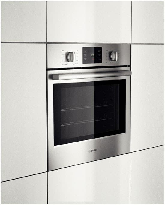 Bosch Hbl5451uc 30 Inch Single Electric Wall Oven With European