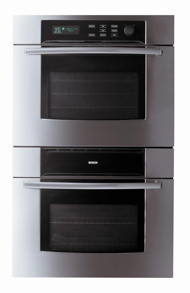 Bosch Hbl765auc 30 Inch Double Electric Wall Oven With