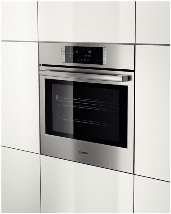 Bosch Hbl8451uc 30 Inch Single Electric Wall Oven With True