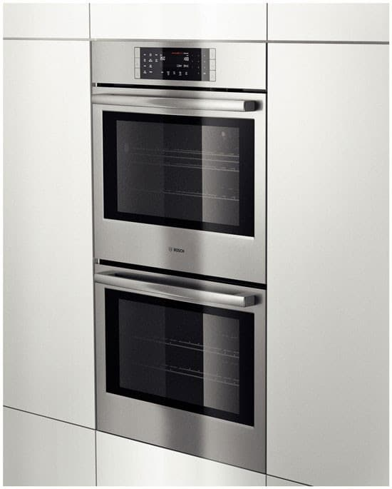 Bosch Hbl8651uc 30 Inch Double Electric Wall Oven With True