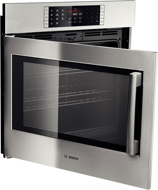 Bosch Hblp451luc 30 Inch Single Electric Wall Oven With 4 6 Cu Ft
