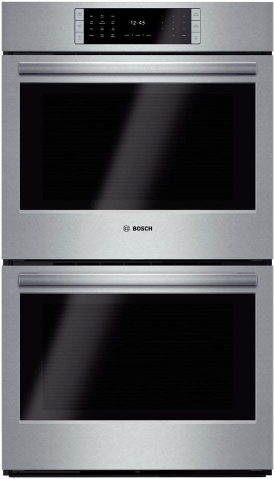 Bosch Hblp651uc 30 Inch Double Electric Wall Oven With 4 6
