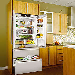 liebherr hcs2062 36 inch fully integrated french door refrigerator with 19 5 cu ft capacity 2. Black Bedroom Furniture Sets. Home Design Ideas