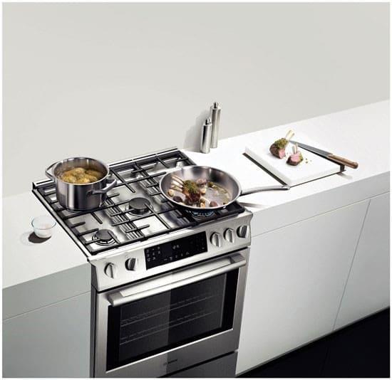 ... Bosch Benchmark Series HGIP054UC   Kitchen View ...