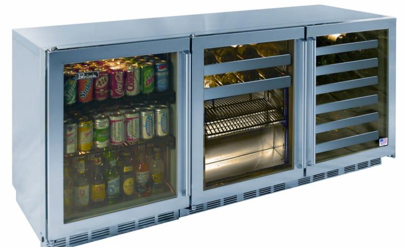 Perlick Hp72rbws 72 Inch Undercounter Refrigerator