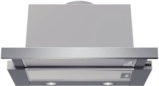 Bosch Hui54451uc 24 Inch Under Cabinet Slide Out Range Hood With 400