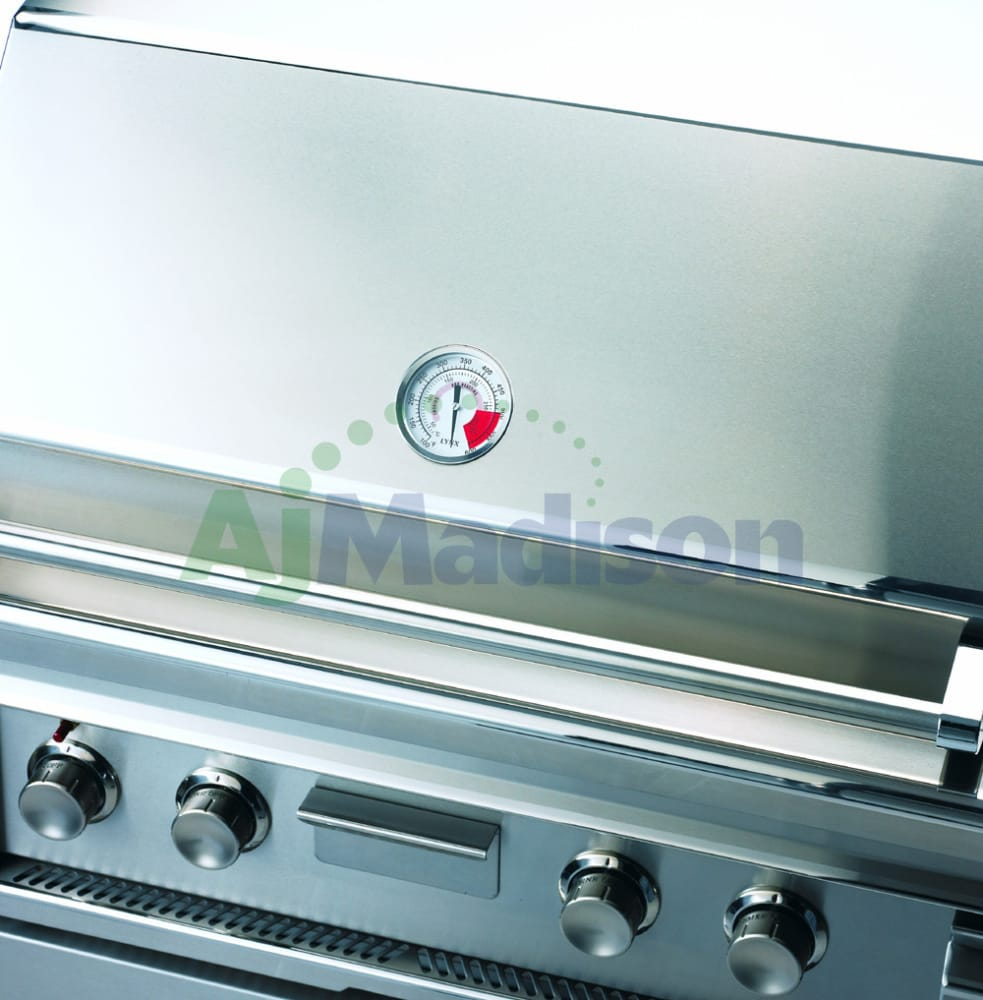 Lynx L30FRNG 30 Inch Freestanding Gas Grill w/ Rotisserie & 600 Sq ...