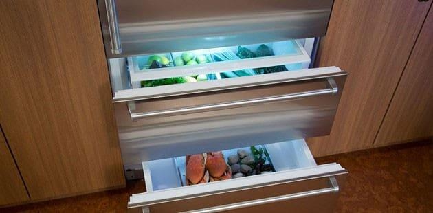 Sub Zero It36rrh 36 Inch Built In All Refrigerator With 20