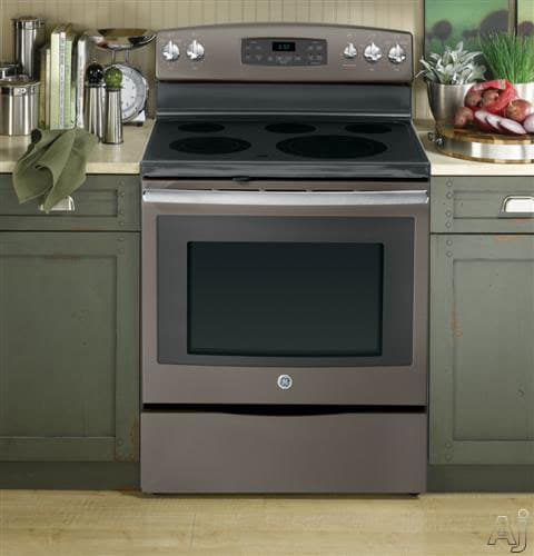 Ge Jb650efes 30 Inch Freestanding Electric Range With 5