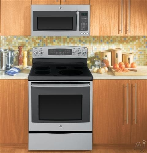Ge Jb750sfss 30 Inch Freestanding Electric Range With 5