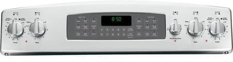 GE JB850SFSS 30 Inch Freestanding Smoothtop Electric Range with 5 ...