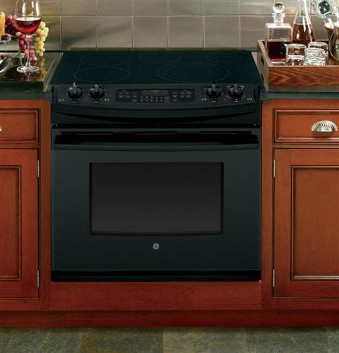 Ge Jd750dfbb 30 Inch Drop In Electric Convection Range