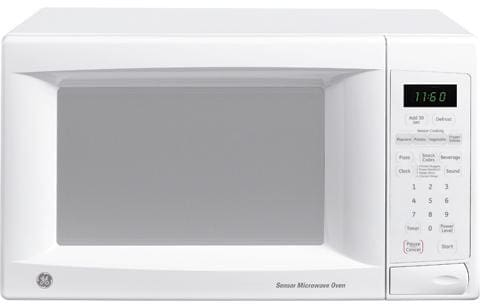 Ge Jes1160dpww 1 1 Cu Ft Countertop Microwave Oven With