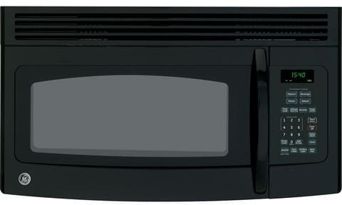 Ge Jnm1541dpbb 1 5 Cu Ft Over The Range Microwave Oven