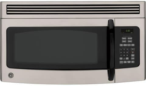 Ge Jnm1541mpsa 1 5 Cu Ft Over The Range Microwave Oven