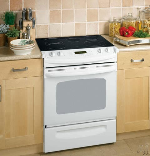 Ge Js750dfww 30 Inch Slide In Electric Range With True