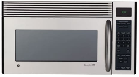 Ge Jvm1850sh 1 8 Cu Ft Over The Range Microwave Oven