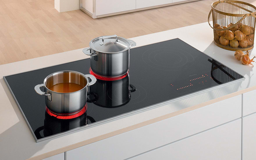 Miele Km5880240 42 Inch Electric Smoothtop Cooktop With 5