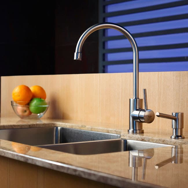 ... Kraus Kitchen Faucet Series KPF2160   Sink Not Included ...
