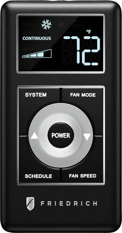 Friedrich Ss08m10 7 900 Btu Room Air Conditioner With R