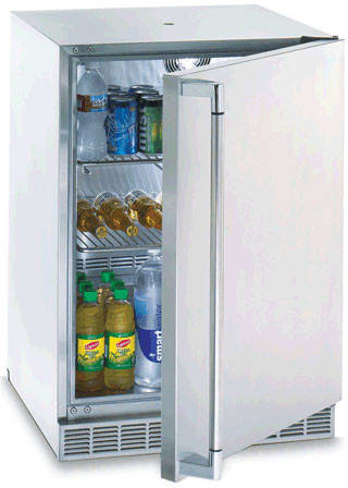 Lynx L24bf 24 Inch Outdoor Refrigerator With 5 5 Cu Ft