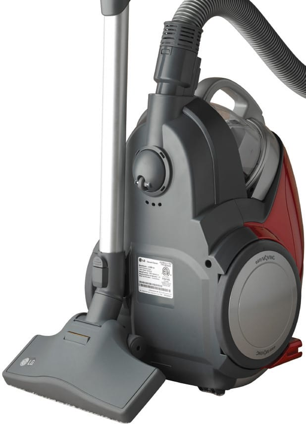 Lg Lcv800r Canister Lightweight Petcare Vacuum Cleaner