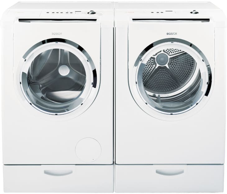 Bosch Net 500 Plus Series Wfmc5301uc Washer And Dryer Pair