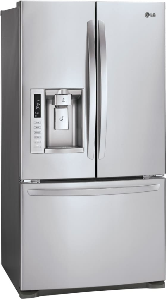 LG LFX28991ST 27.6 cu. ft. French Door Refrigerator with Spill ...