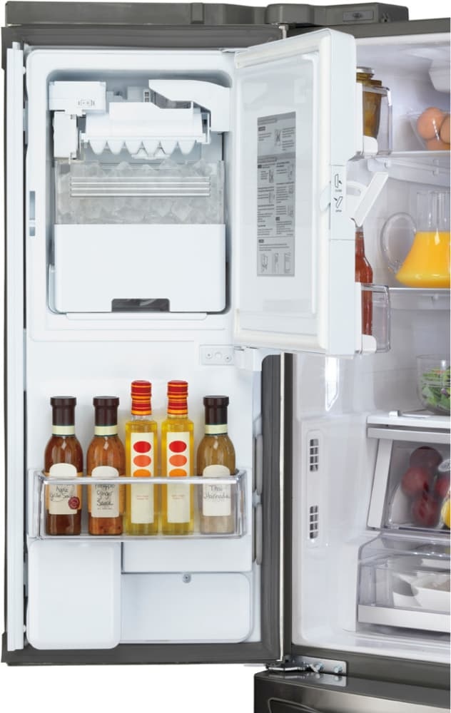 Lg Lfx31935st 30 5 Cu Ft French Door Refrigerator With