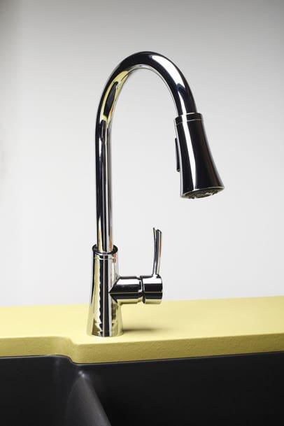 Elkay Lkgt3031ls Single Lever Pull Down Kitchen Faucet