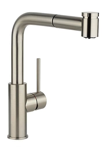 elkay lklfha3041cr single lever pull out kitchen faucet