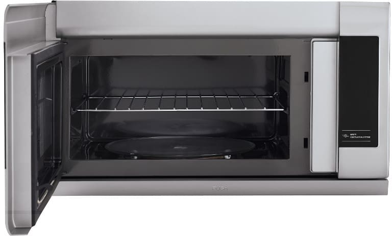 LG LMHM2237ST 2 2 cu  ft  Over-the-Range Microwave Oven with