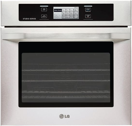 Lg Lsws305st 30 Inch Single Electric Wall Oven With 4 7 Cu