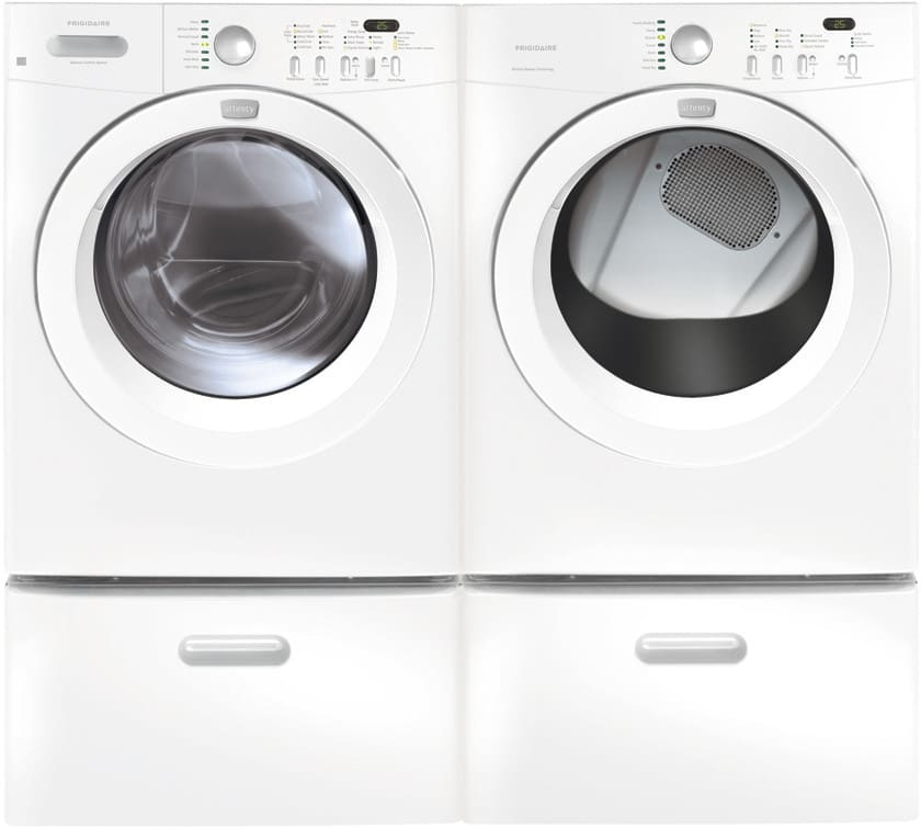 Frigidaire Fafw3511kw 27 Inch Front Load Washer With 3 5