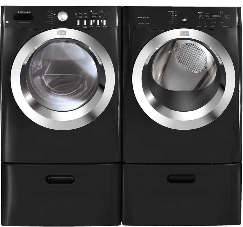 Frigidaire Fafw3577kb 27 Inch Front Load Washer With 3 5