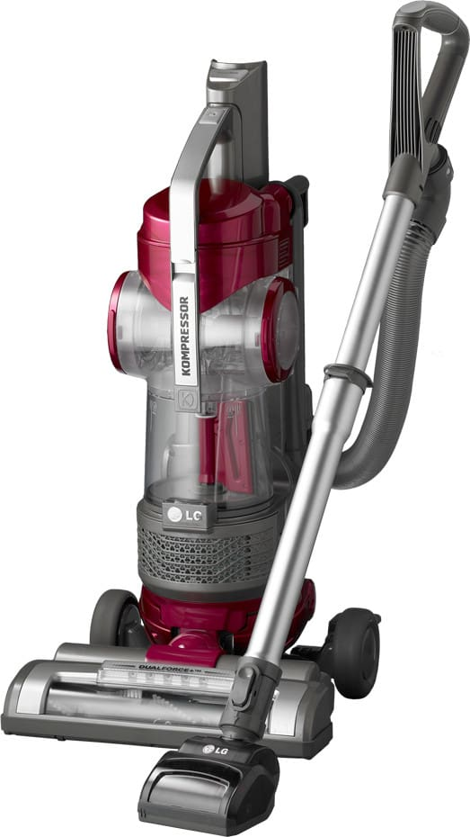 Lg Luv350p Upright Bagless Petcare Vacuum Cleaner With 12